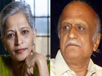 Connection between Gauri Lankesh, MM Kalburgi murder cases: Karnataka Police to SC