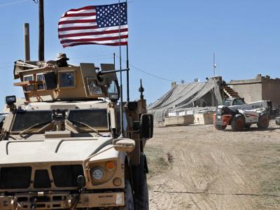 امریکی فوج نے شمالی شام میں مبصر چوکیاں قائم کر دیں