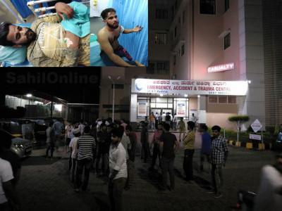 بنٹوال میں ایک گینگ کے ذریعے 3 نوجوانوں پر چاقو سے حملے کی واردات