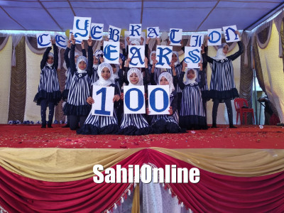 Pre-Centenary  Celebration of Anjuman Primary Schools  organized in Bhatkal