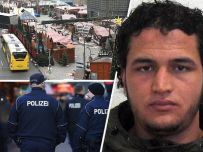 انیس عامری ایک 'دہشت گرد سیل' کا حصہ تھا: جرمن میڈیا