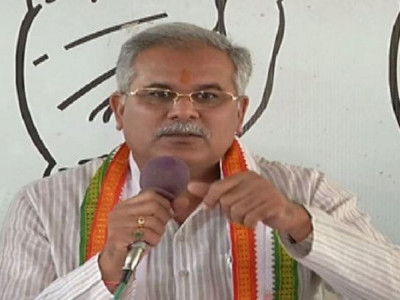 Bhupesh Baghel is new Chhattisgarh chief minister