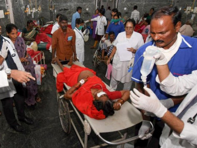 Chamarajnagar food poisoning: Death toll rises to 13