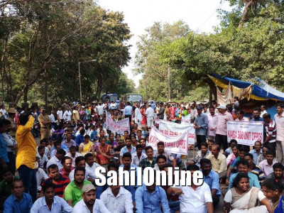 Karwar: Activists, residents oppose Kaiga plans