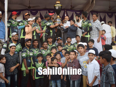 Sky Breezers crowned BCL-4 championship title