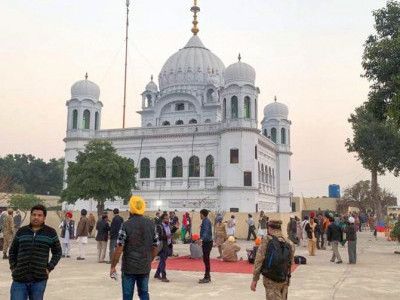 Only 500 Sikh pilgrims to be allowed per day, says Pakistan's draft agreement on Kartarpur Corridor