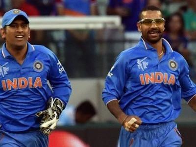 Why aren't Dhoni, Dhawan playing domestic cricket? Asks Gavaskar