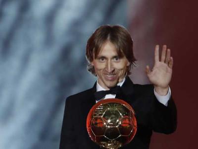 Luka Modric, from Croatian war child to Ballon d'Or winner