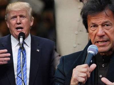 Trump writes to Imran Khan; seeks help in bringing Taliban to negotiating table