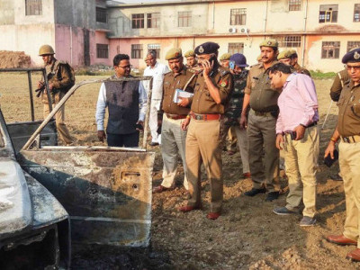 Bulandshahr mob violence: Two police officials transferred for failing to control unrest