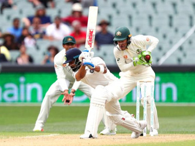 India 151/3 at stumps on third day, lead Australia by 166 runs