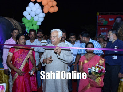 Karwar: Karavali Utsav off to a colourful start