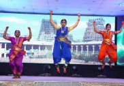 Consulate General of India, Jeddah organized colourful Tamil Nadu Day and North-East States Day