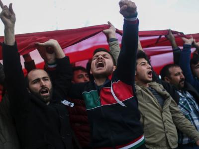 ترکی میں کرد نواز جماعت کے قیام میں خانہ جنگی لانے کی مغربی کوشش