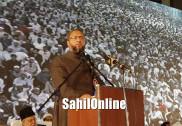 مولانا سلمان ندوی کے بیان پر اسدالدین اویسی کا شدید حملہ؛ حیدرآباد میں منعقدہ بورڈ کی سہ روزہ میٹنگ کے آخری دن جلسہ عام میں زبردست خطاب