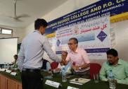 بھٹکل انجمن ڈگری کالج کے زیر اہتمام سرسید احمد خاں پر آل انڈیا سمینار کاکامیاب انعقاد: عصری تقاضوں کے تحت اپنا رخِ عمل طئے کرنا ہی سرسید کی معنویت ہے:ماہرین کا اظہارِ خیال
