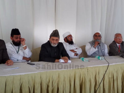No compromise on Babri Masjid, triple talaq and other Shariat issues, declared again after All India Muslim Personal Law Board meeting held at Hyderabad