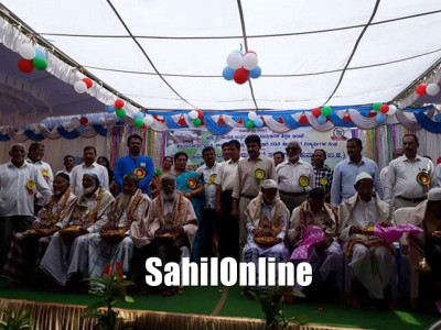 Kumta: Centenary celebration of Govt Urdu Higher Primary School of Santegulli held; students perform entertaining programs