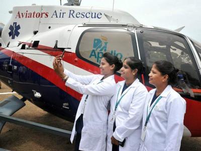 عوامی سہولیات کیلئے بنگلورو میں ہیلی پیڈس کی تعمیر کا منصوبہ میڈیکل ایمر جنسی کیلئے بی بی ایم پی کا بڑا اقدام