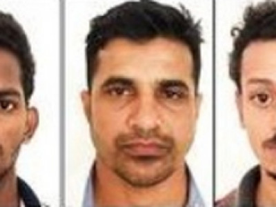 منگلورو:پولیس نے کیا3'ہائی وے لٹیروں 'کو گرفتار