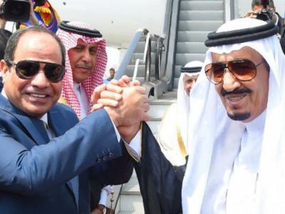 شاہ سلمان اور صدر السیسی کے درمیان ٹیلیفونک رابطہ