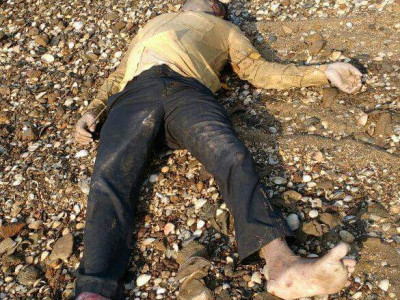 Unidentified body of a Man found in Karwar