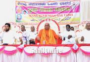 بھٹکل:  شرالی میں ہندو، مسلم یک جہتی پر عوامی اجلاس کا انعقاد : مقررین نے کہا ، جرائم پیشہ افراد نے مذہب کو اغواء کرلیا ہے