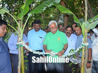 Uttara Kannada: Country's first Canopy Walk inaugurated near caste rock in Joida