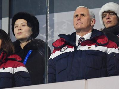 کوریا نے صرف دو گھنٹے قبل امریکی نائب صدر سے ملاقات منسوخ کر دی