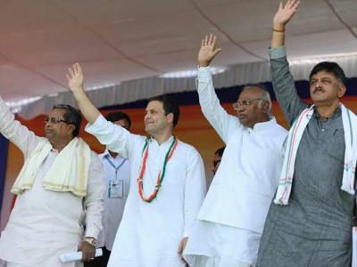 کرناٹک ریلی میں وزیراعظم مودی پر راہول گاندھی نے سادھا نشانہ؛  پوچھا آپ کی ناک کے نیچے سے کیسے چلا گیا PNB کا پیسہ