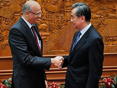 خارجہ سیکریٹری نے چین کے وزیر خارجہ کے ساتھ دو طرفہ تعلقات پر تبادلہ خیال