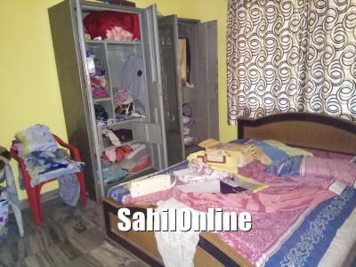 بنٹوال : دو گھروں میں ڈکیتی۔ نقد رقم اور زیورات کی چوری۔ لاکھوں کا نقصان