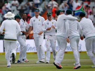 پہلے ٹیسٹ میں جنوبی افریقہ نے ہندوستان کو 72رنز سے شکست دی؛ سریز میں1-0کی سبقت