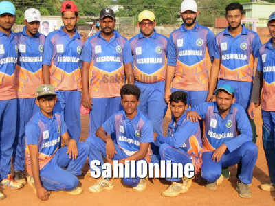 YMSA NGT-Bhatkal T20 Trophy: Team Asadullah defeat Sunshine by 5 runs