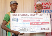 YMSA NGT-Bhatkal T20 Trophy: Bapu brothers lead Manki NSA to an easy win over Sunshine