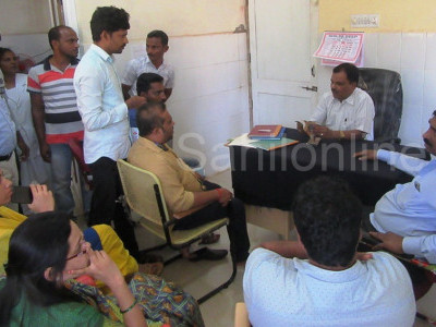 بھٹکل سرکاری اسپتال کی بدنظمی کے متعلق میڈیا میں رپورٹ شائع ہونےکے بعد ضلعی میڈیکل آفیسر کا اسپتال دورہ : تعلقہ میڈیکل آفیسر پر الزامات کی بوچھار