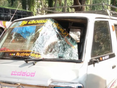 Teenage boy gets hit by a car while witnessing an accident and dies in Kundapur