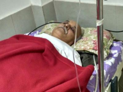 لاپتہ وی ایچ پی لیڈر پروین توگڑیا بیہوشی کی حالت میں پارک میں ملے