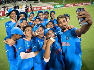U-19 ورلڈ کپ:ہندوستان نے پاپوا نیو گن کو 10وکٹوں سے ہرایا
