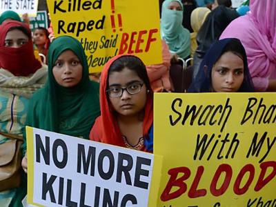 اقلیتوں اوردلتوں پر حملے روک پانے میں مودی حکومت ناکام،ہیومن رائٹس واچ کی رپورٹ میں سنسی خیز انکشاف