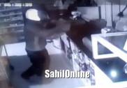 کیمرے میں ہوئی قیدکنداپور کے اسپتال میں چوری کی واردات