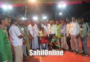بھٹکل میں منعقدہ ریاستی سطح کے کبڈی ٹورنامنٹ میں آلواس موڈبیدری کی شاندار جیت ؛ ایم ای جی بنگلورو کو ملا دوسرا مقام