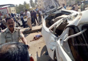 Three including Bhatkali youth killed in Mysore road accident