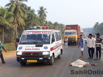 Yellapur: 1 killed, 13 injured