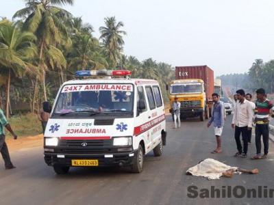 Yellapur: 1 killed, 13 injured