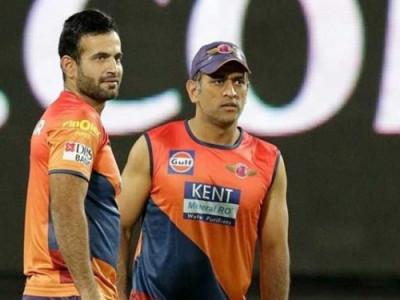 ہندوستانی کرکٹ ٹیم کے ایک اہم ستون ہیں مہندرسنگھ دھونی: عرفان پٹھان
