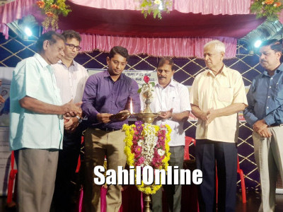 Free medical camp conducted in Bhatkal; SSLC and PU toppers felicitated