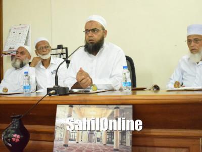 Hajj Tarbiyati Camp organized by Markazi Khaleefa Jamat Ul Muslimeen, Bhatkal (2018)