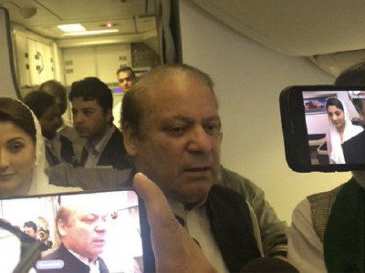 Sharif, Maryam provided 'B' class facilities in Pak jail