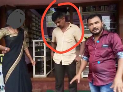 اڈپی: جنسی تعلقات کے لئے خاتون کوہراساں کرنے پر کنڑا رکھشنا ویدیکے لیڈر گرفتار